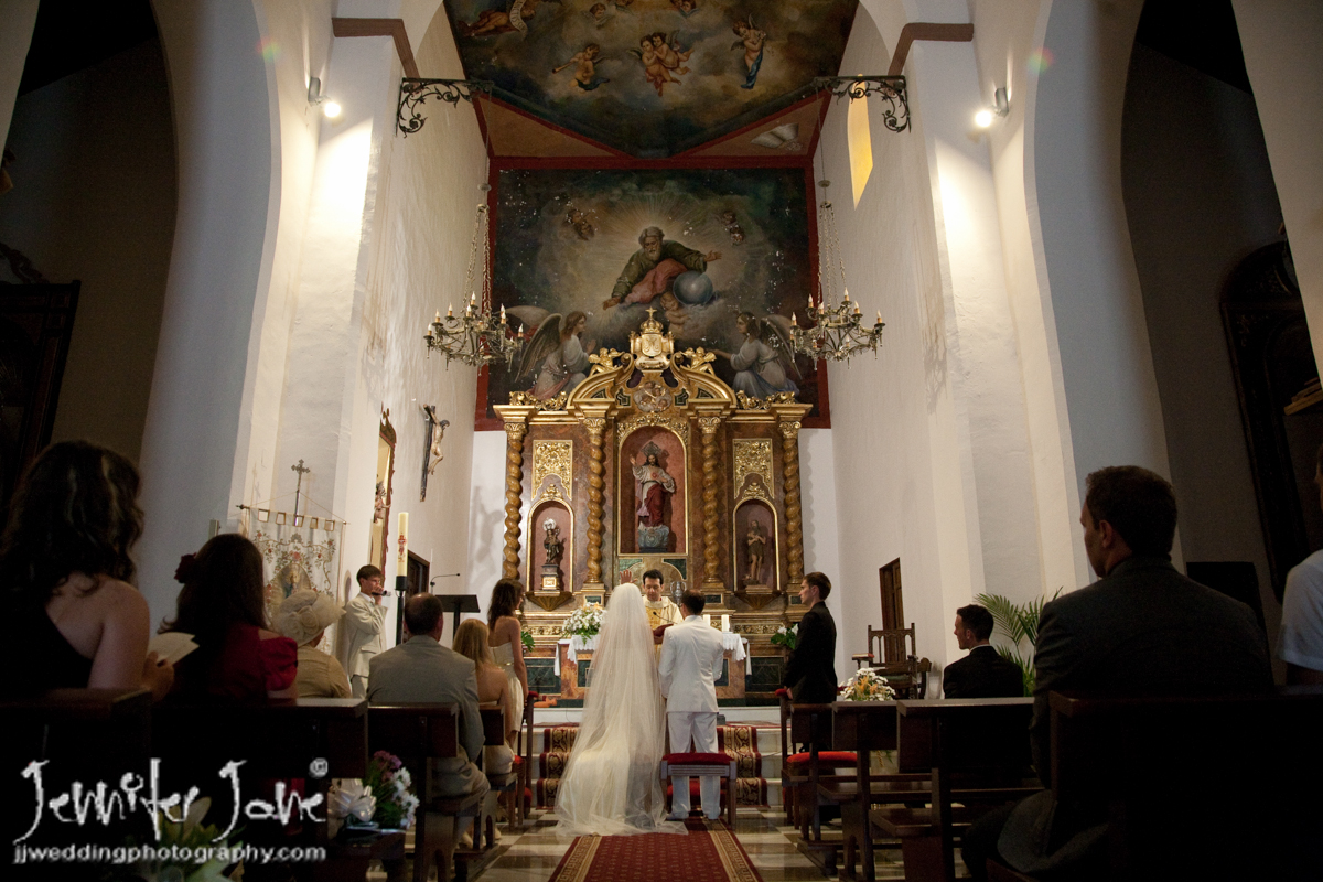 Church of our Lady of the Rosary-salobrena