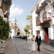 wedding photography at Ermita del Santo Cristo de la Vera Cruz - Marbella