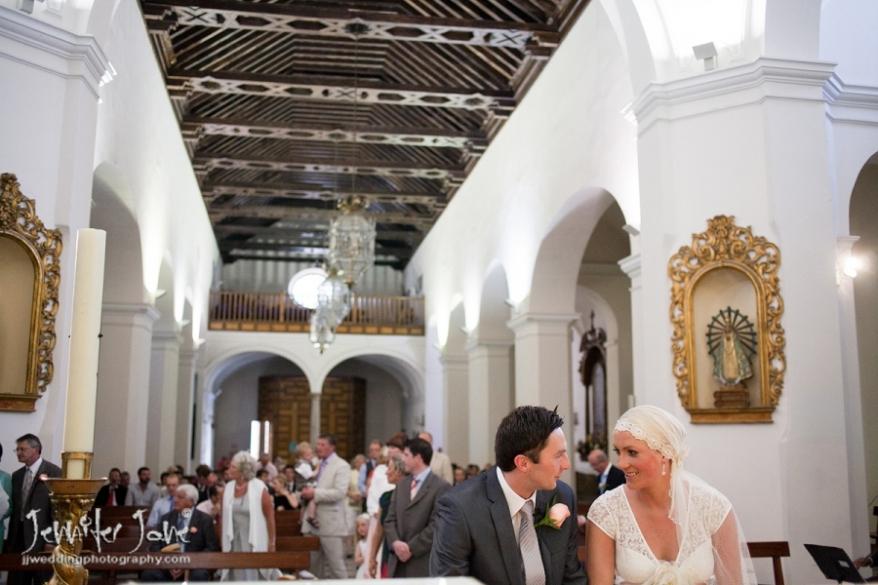 weddings at E l Salvador - Nerja