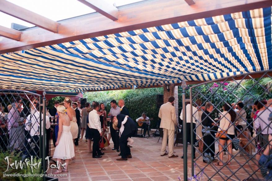 weddings at Casa Luque Restaurant - Nerja