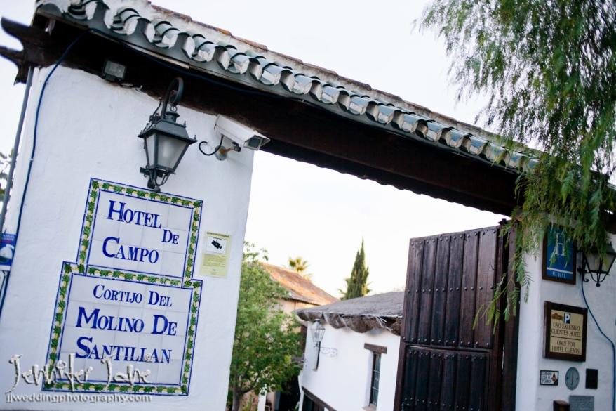 El Molino de Santillon -Velez Malaga