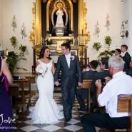 weddings in the church of Ntra. Sra. de las Maravillas in Maro