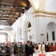 weddings at the san antonio church in frigiliana