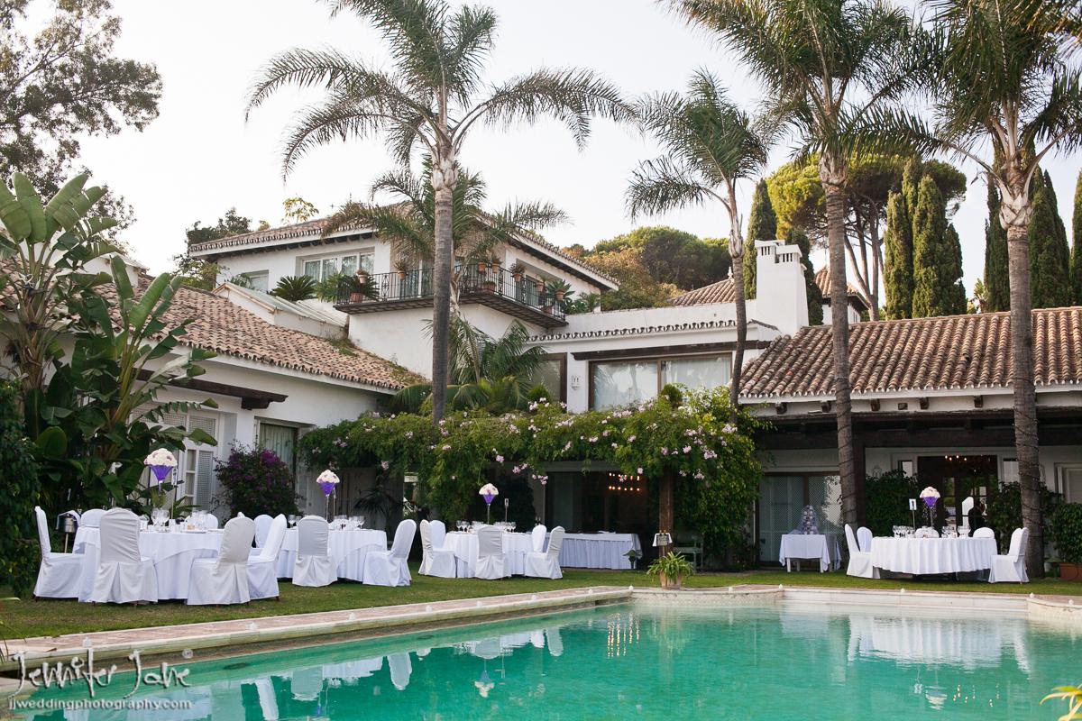 Villa del mar marbella club marbella wedding - Marbella club villas ...