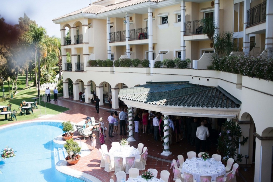 hotel tamisa golf mijas costa fuengirola