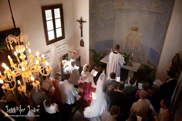 weddings at la virginia chapel marbella