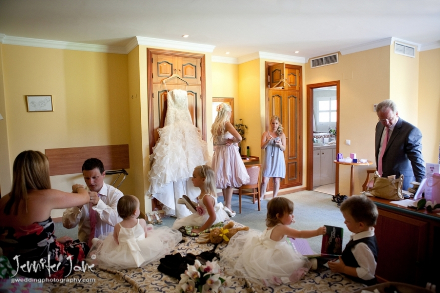 weddings at the tamisa golf hotel fuengirola-spain