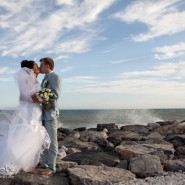 sunset beach benalmedina spain wedding photography
