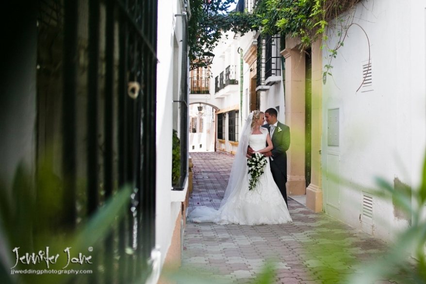 weddings in the old town marbella