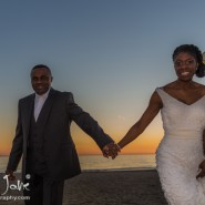 wedding photography at Estrella del mar - Marbella