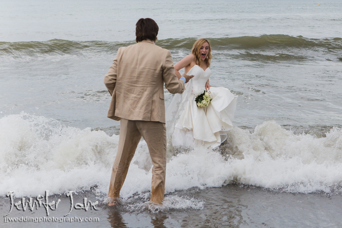 Post wedding trash the dress photography shoot marbella for Post wedding party dress