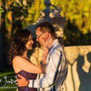 wedding proposal at villa padierna marbella