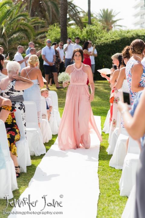 weddings hotel THB torrequebrada benalmadena